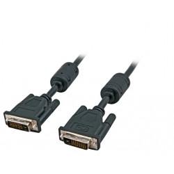K5434.3, DVI кабел Dual LinkDVI-Digital 24+1 3m