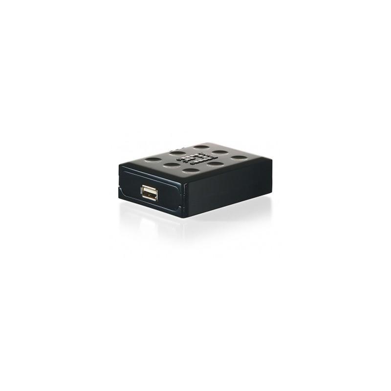 FPS-9022, Mini Pocket Printer Server 1 Port USB 2.0
