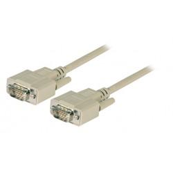 EK324.3, VGA кабел, 2x HD-DSub 15, M-M, 3,0m EFB