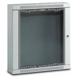 "LN-RS06U5430-LG, LANDE, 6U 19"" Wall Mounting Cabinets 600x300mm"