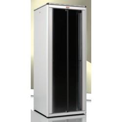 """LN-FS26U8080-LG-111, LANDE, 26U 19"""" Free Standing Cabinets 800x800mm"""