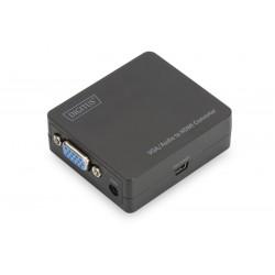 DS-40131, Видео конвертор VGA/audio към HDMI
