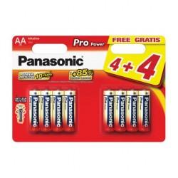 05070681, Алк. бат. Panasonic ProPower LR06 1.5V AA /  8бр