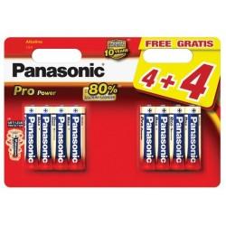 05070381, Алк. бат. Panasonic ProPower LR06 1.5V AAA / 8бр