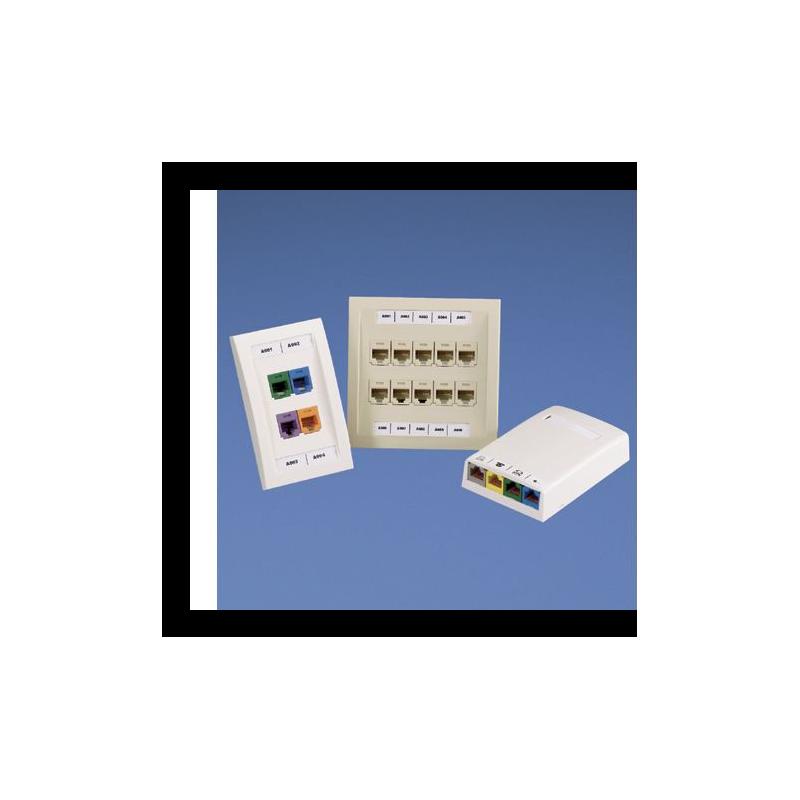 C261X035Y1C, White, non-adh. poly label 66x8.9, 75/cassette