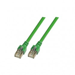 K5460.3, Пач кабел Cat.5e 3m SFTP зелен, EFB