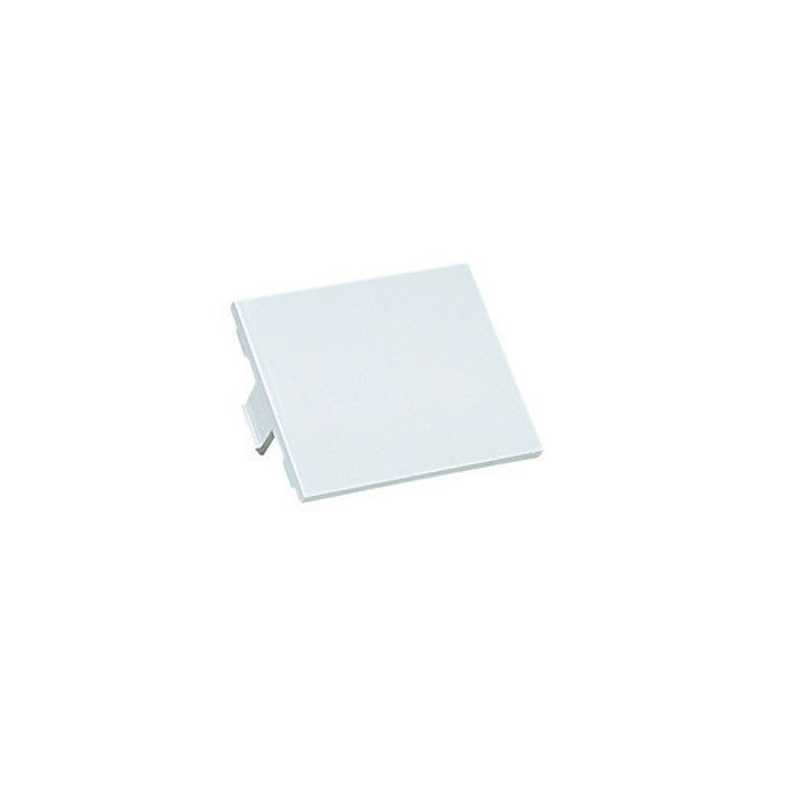 CHB2AW-X, 1/2 Бланк модул Panduit, бял