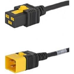 6051.2047, Захранващ кабел C19 female -C20 male 2m