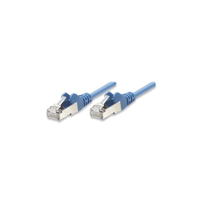 332026, Пач кабел Cat.5e 5m FTP син, IC