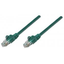 319782, Пач кабел Cat.5e 3m UTP зелен, IC