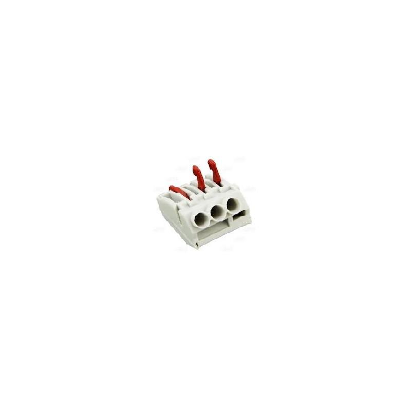 222-3, Конектор Solflex 222/3 0.5-4mm2