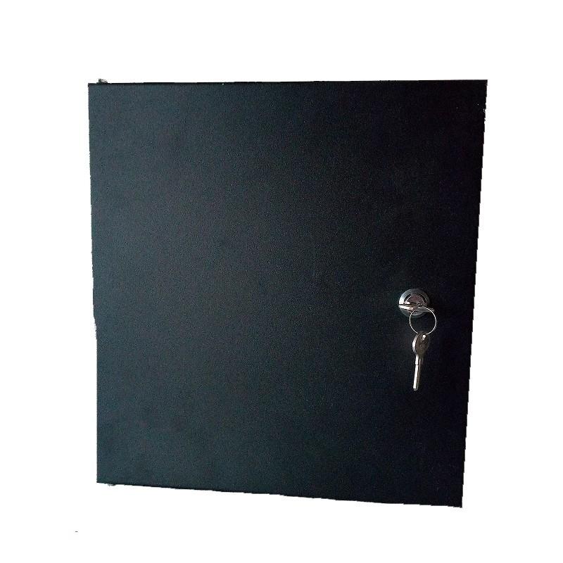 WFOSCD8, Оптична кутия за монтаж на стена 8xSC duplex