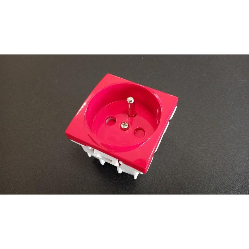 FA-4255035, Контакт с пин - червен FA