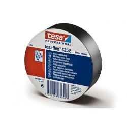 TESA-4252-15BK, Изолирбанд Tesa 10m черен