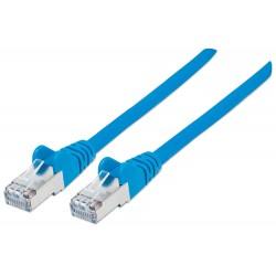 735957, Пач кабел Cat.6 20m SFTP син, IC