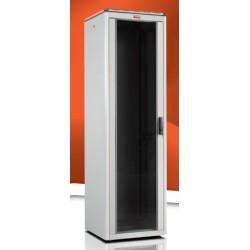 """LN-FS16U6060-LG, LANDE, 16U 19"""" Free Stand Cabinet СИВ 600x600mm"""