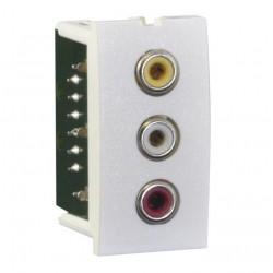 KDRCAT/4, Модул 45x22.5 RCA F