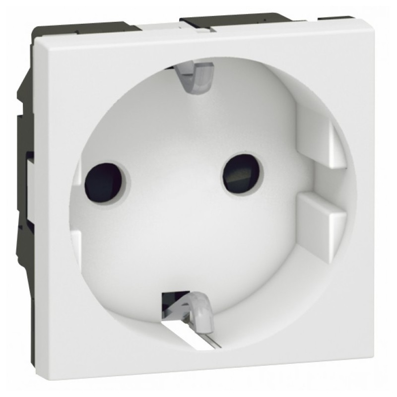 LGR-WH, Контакт бял шуко LGR