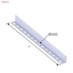 ASEP-6, Разделител за метална скара h60mm   2.5m