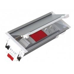 EC1030200/49, Easyblock CASE - 3 бели шуко, 2xRJ45, 1 HDMI