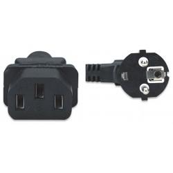 300148, Захранващ кабел Schuko - C13 1.8m
