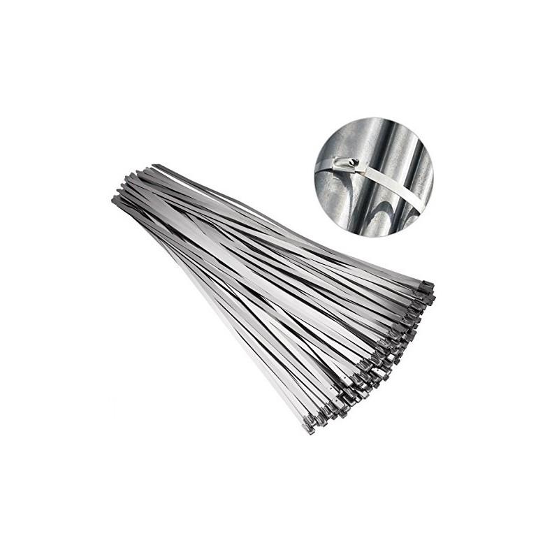 BZ-C4.6x360, Метални кабелни опашки 4.6x360, 100mm, 0.25