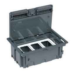 CFS37, Подова кутия за 6 модула MM Data - 70mm