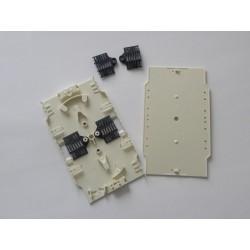 FOPP-9012F, Сплайс касета с холдери за 12 сплайса