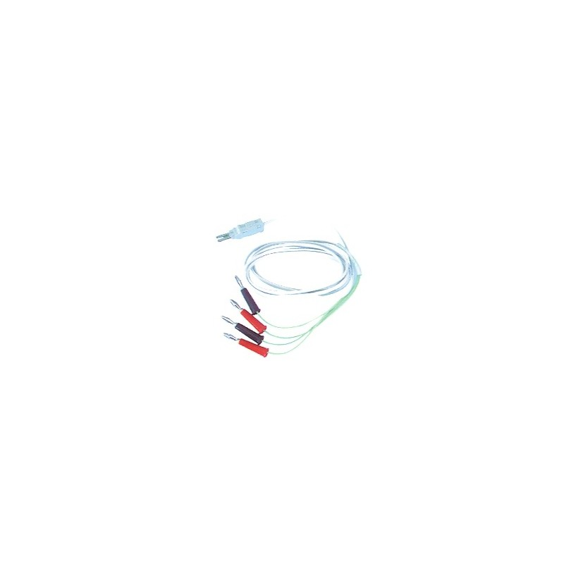 WLF-PL020, Четириполюсна корда с клип