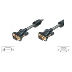 AK5320XF-HQC, Кабел за монитор 1,8м HD15ST/ST FE