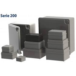 221-L, Кутия S200 150x110x70mm, IP65  с ключ