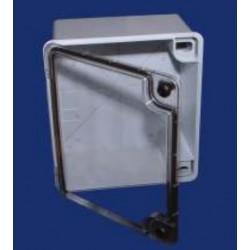 MFTR-242, Кутия S200 с прозрачен капак 330x280x175mm, IP65