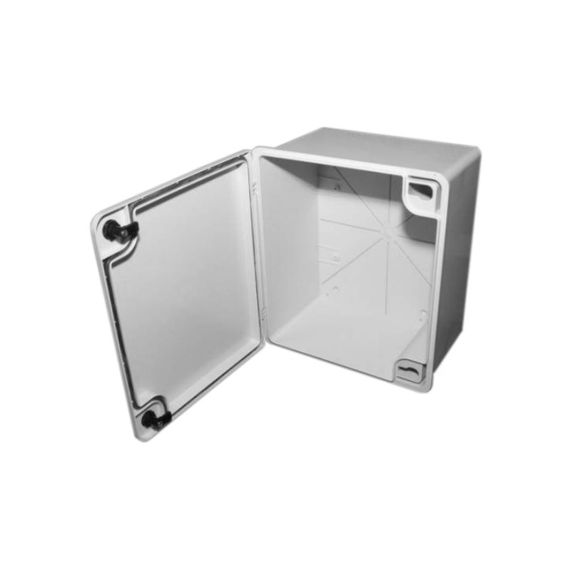 MF-242, Кутия S200 IP65 с ключ 330x280x175, сива