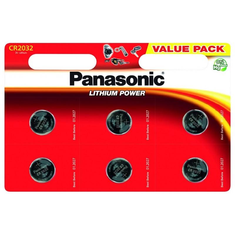 053120320, Panasonic CR-2032 EL
