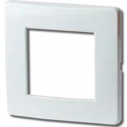 75010W, Единична рамка, бяла