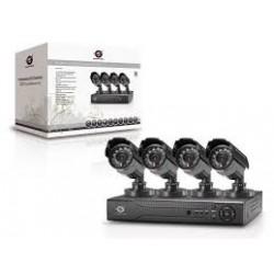 C8CHCCTVKITP, Комплект за видеонаблюдение CCTV