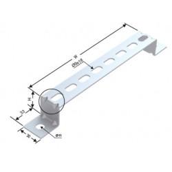 AYD-40-3, Петичка за монтаж на канал с широчина 400мм