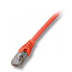 K5540RT.3, Пач кабел Cat.6A 3m SFTP червен, EFB