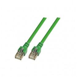 K5460.1.5, Пач кабел Cat.5e 1,5m SFTP зелен, EFB