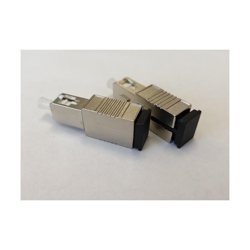 TG-SMSCC-3DB, Атенюатор SC Simplex 3dB connector type