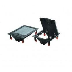 4260014, CR-4 Ревизионна подова кутия - малка AEMSA