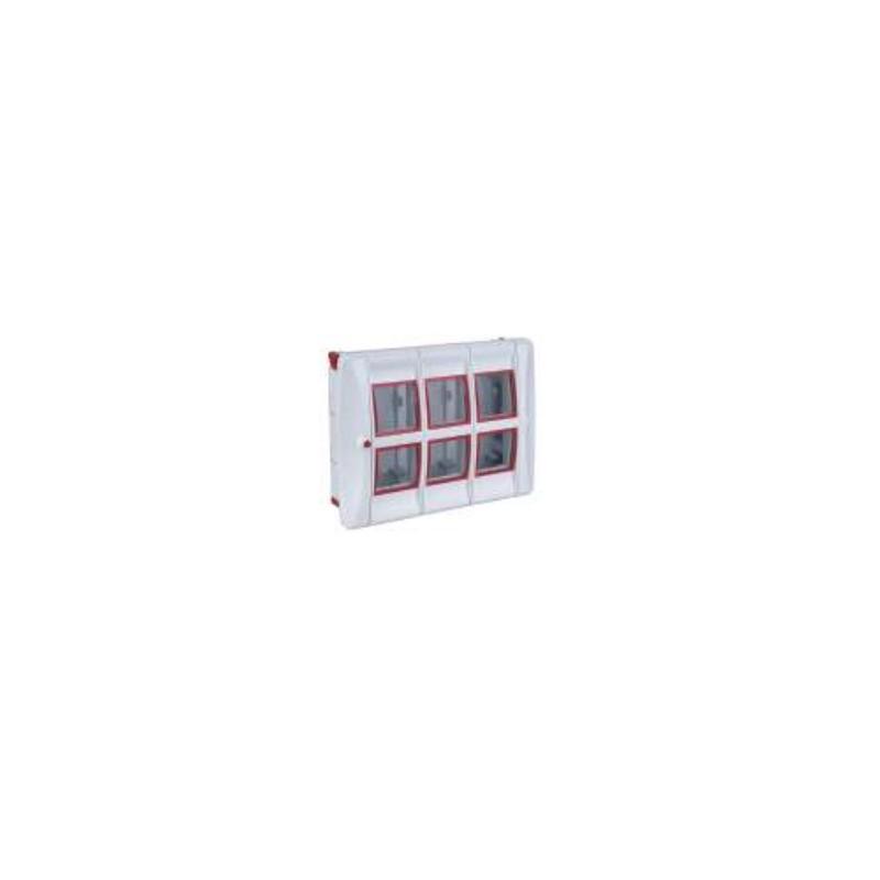 4252206, CE-6 Кутия за вграждане AEMSA