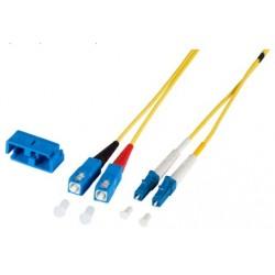 MY-9LCSC-05L, Оптична корда дуплекс 9/125 LC-SC, 5m MY