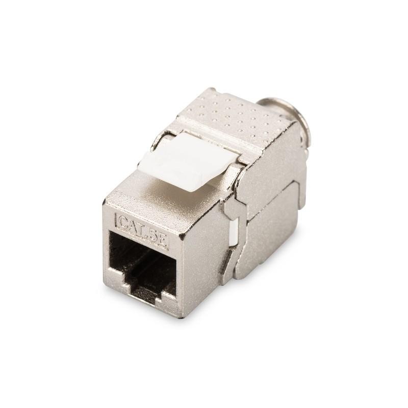 DN-93512, Конектор Cat.5e FTP,  Assmann, tool free