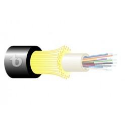 95L599X12BZ100T, Опт. кабел 12F SM 9/125 MTD HFFR, Teldor