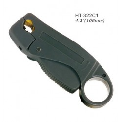 HT-322C3, Стрипер за RG кабел с едно острие, EPNEW
