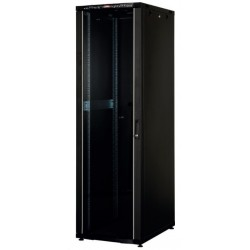 "LN-CK36U6060-BL-121, LANDE_CK, 36U 19"" Free Stand 600x600mm, Комуникационен шкаф (rack)"