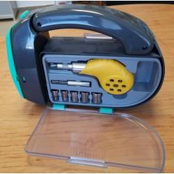 GTK-280, Комплект фенерче и инструменти