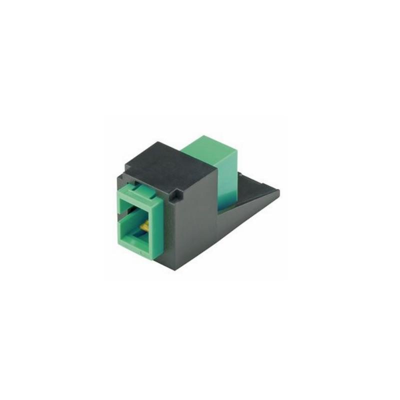 ISR-64-ROHS, SC конектор за US стил розетка (faceplate)EP