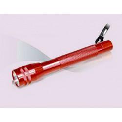 Фенер алуминиев червен